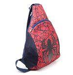 Spider-Man Umhänge-Rucksack Ultimate Spider-Man Logo