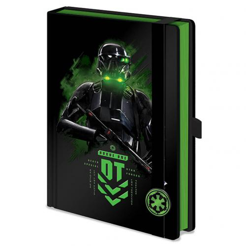 Notizblock Star Wars Rogue One Premium Death Trooper A5