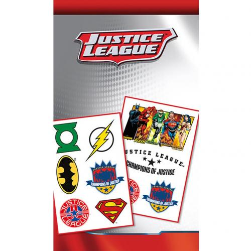 Tattoos Superhelden DC Comics 238691