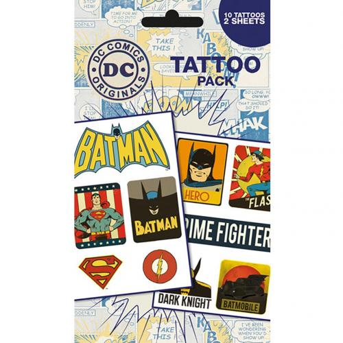 Tattoos Superhelden DC Comics 238692