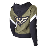 Sweatshirt  Zelda Frauen Golden Wingcrest Patch