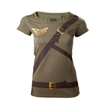 T-Shirt Zelda  Link's Shirt with Printed Straps