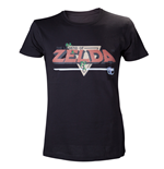 T-Shirt Zelda - The Legend - Retro Shirt