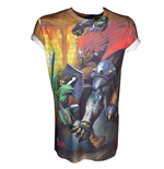 T-Shirt Zelda- sublimated T-Shirt , Ganondorf