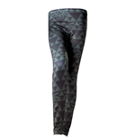 Leggings Zelda graue Frauen Leggins