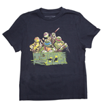 T-Shirt Ninja Turtles - Mutants Rule Kinder