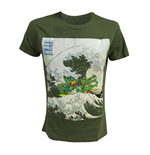 T-Shirt Ninja Turtles  Mann