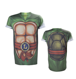 T-Shirt Ninja Turtles - Sublimation Body Paint