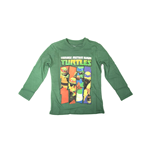 T-Shirt Ninja Turtles - Helden Kinder