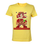 T-Shirt Nintendo -  Maker in gelb