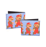 Geldbeutel Nintendo - Running and Jumping Pixel Mario