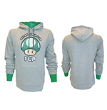 Sweatshirt Nintendo - Extend your Life (Tr) in grau