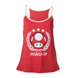 Top Nintendo - Girl's Top Power Up