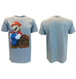T-Shirt Nintendo - Super Mario Block