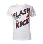 T-Shirt Street Fighter - Flash Kick