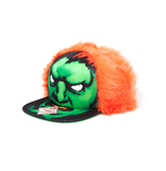 Kappe Street Fighter - Furry Blanka