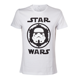 T-Shirt Star Was - Strom Trooper in schwarz