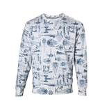 Sweatshirt Star Wars - Vehicles and Starships