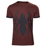 T-Shirt Spiderman - Discharge Print