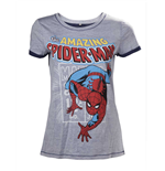 T-Shirt Spiderman - The Amazing Women T-Shirt