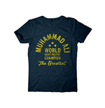 T-Shirt Muhammad Ali - World Heavyweight Champion