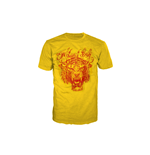 T-Shirt Miami Ink - In gelb. Miami Tiger T-shirt