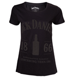 T-Shirt Jack Daniel's - Ladies 1886 T-shirt