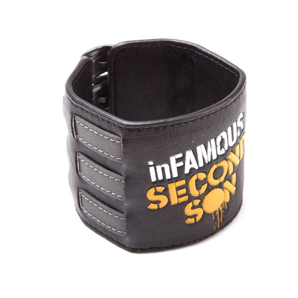 Schweißband Infamous Second Son - Triple Strap