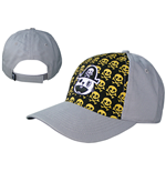 Kappe Happy Tree Friends  - Gray Skull Adj Cap