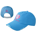 Kappe Happy Tree Friends - L  Blue Str Adj Cap