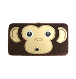 Geldbeutel Freaks and friends - Furry Monkey Face Hinge