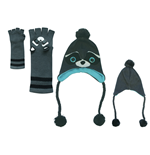 Geschenkset Freaks and Friends - Raccoon Winter Set