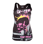 Top Alchemy  - Punk Not Death Tank - Frauen