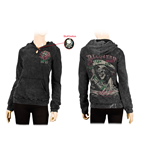 Sweatshirt Roses Ripper - AEA Tear - Frauen
