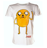 T-Shirt Adventure Time - Jake Waving