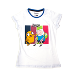 T-Shirt Adventure Time - Jake Finn