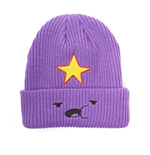 Mutze Adventure Time - Lumpy Space Princess. In Purple.