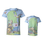T-Shirt Adventure Time - Sublimation T-Shirt