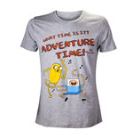 T-Shirt Adventure Time - What Time