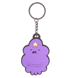 Schlüsselring Adventure Time - Lumpy Space Princess Rubber