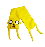 Schal Adventure Time - Scarf, Jake, Knitted Version