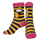 Strümpfe Adventure Time - Crew Sock Jake - Frauen