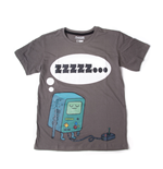 T-Shirt Adventure Time- Beemo Shirt - Mann