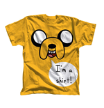 T-Shirt Adventure Time - I'm a Shirt