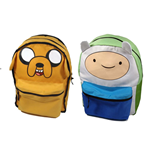 Rucksack Adventure Time - Finn & Jake Reversible