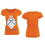 T-Shirt Holland Fussball 240281
