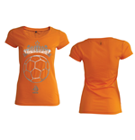 T-Shirt Holland Fussball 240287