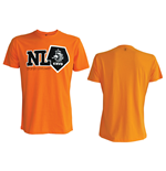 T-Shirt Holland Fussball 240303