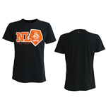 T-Shirt Holland Fussball 240304