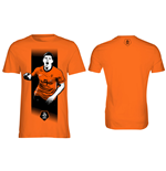 T-Shirt Holland Fussball 240326